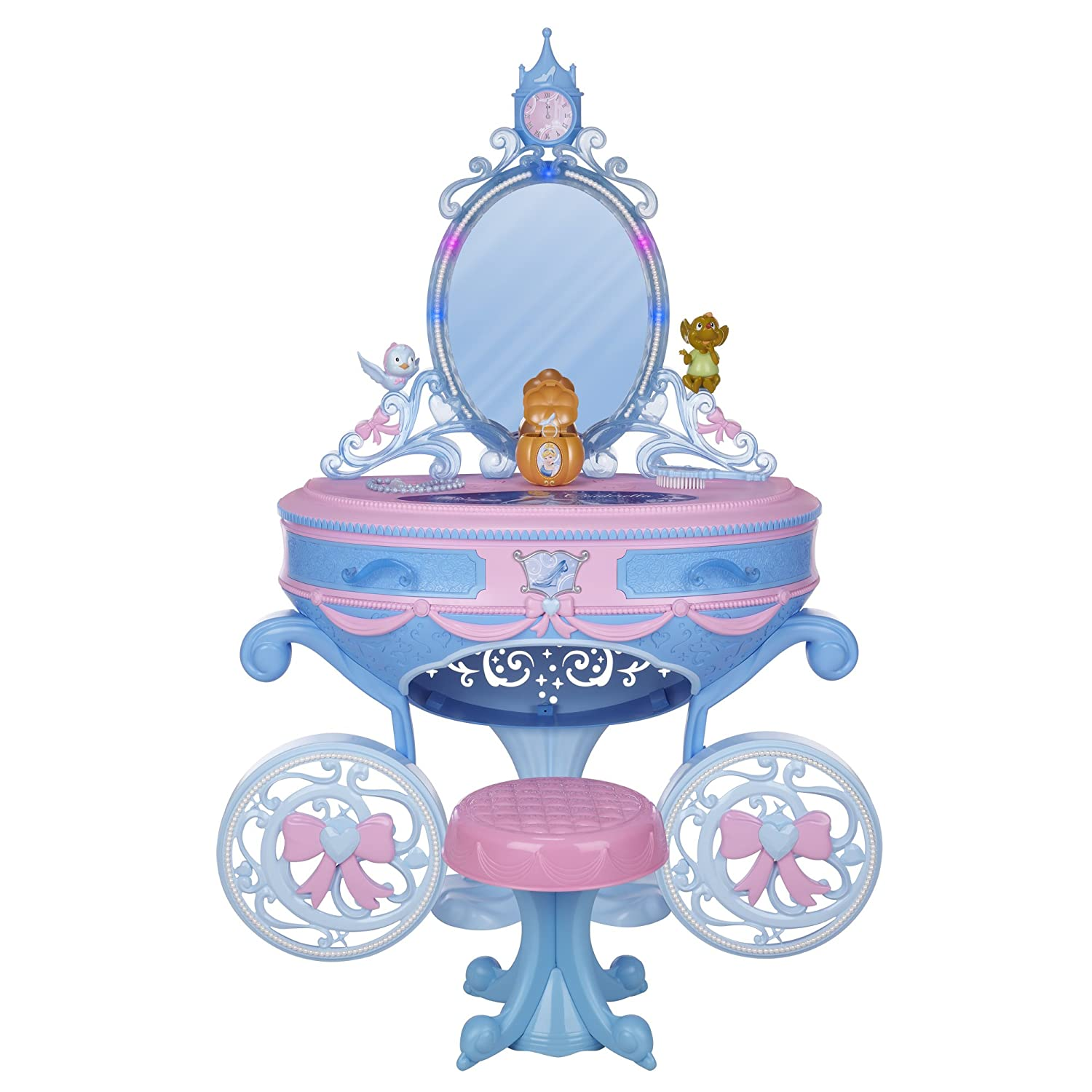 Amazon Disney Princess Cinderella Vanity Toys & Games