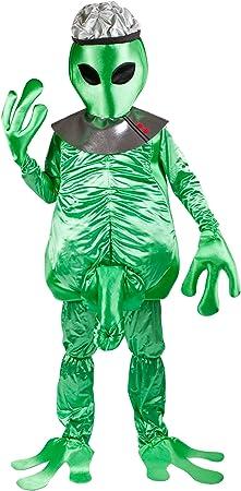 Nines dOnil Export - Alien hombre, disfraz (D8914): Amazon.es ...
