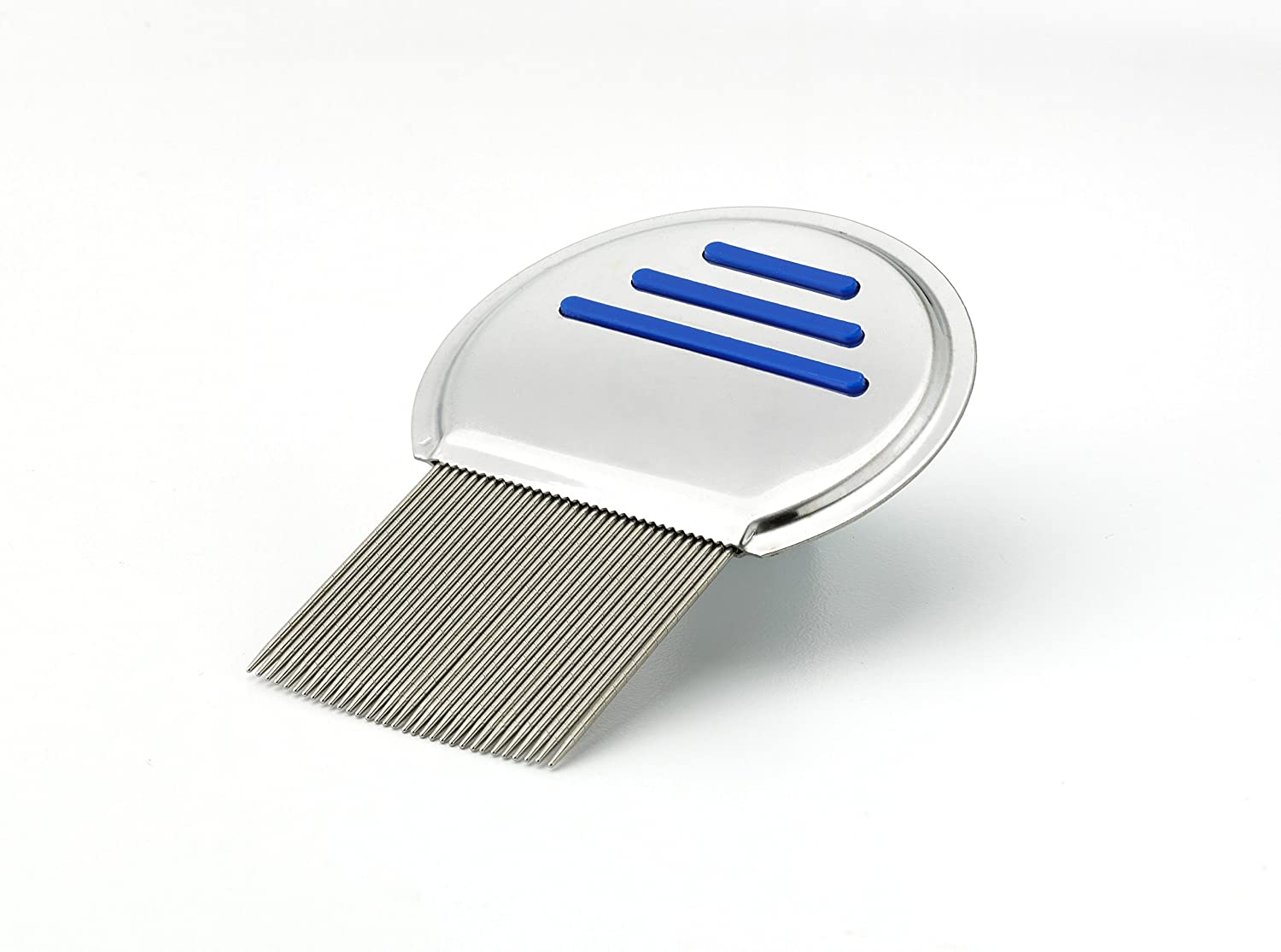 Innova® Anti Lice Comb Hair Nit Comb Head Lice Comb Stainless Steel Metal Teeth Innova Brands Ltd.