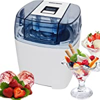 Gino Gelati EIS Chef ICD-30W-D 4-in-1 digitale ijsmachine bevroren yoghurt machine, metaal