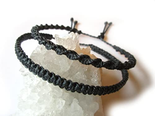 Spiral Style Handmade with String Friendship Bracelet