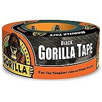"Gorilla Duct Tape, 1.88"" x 12 yd., Black"