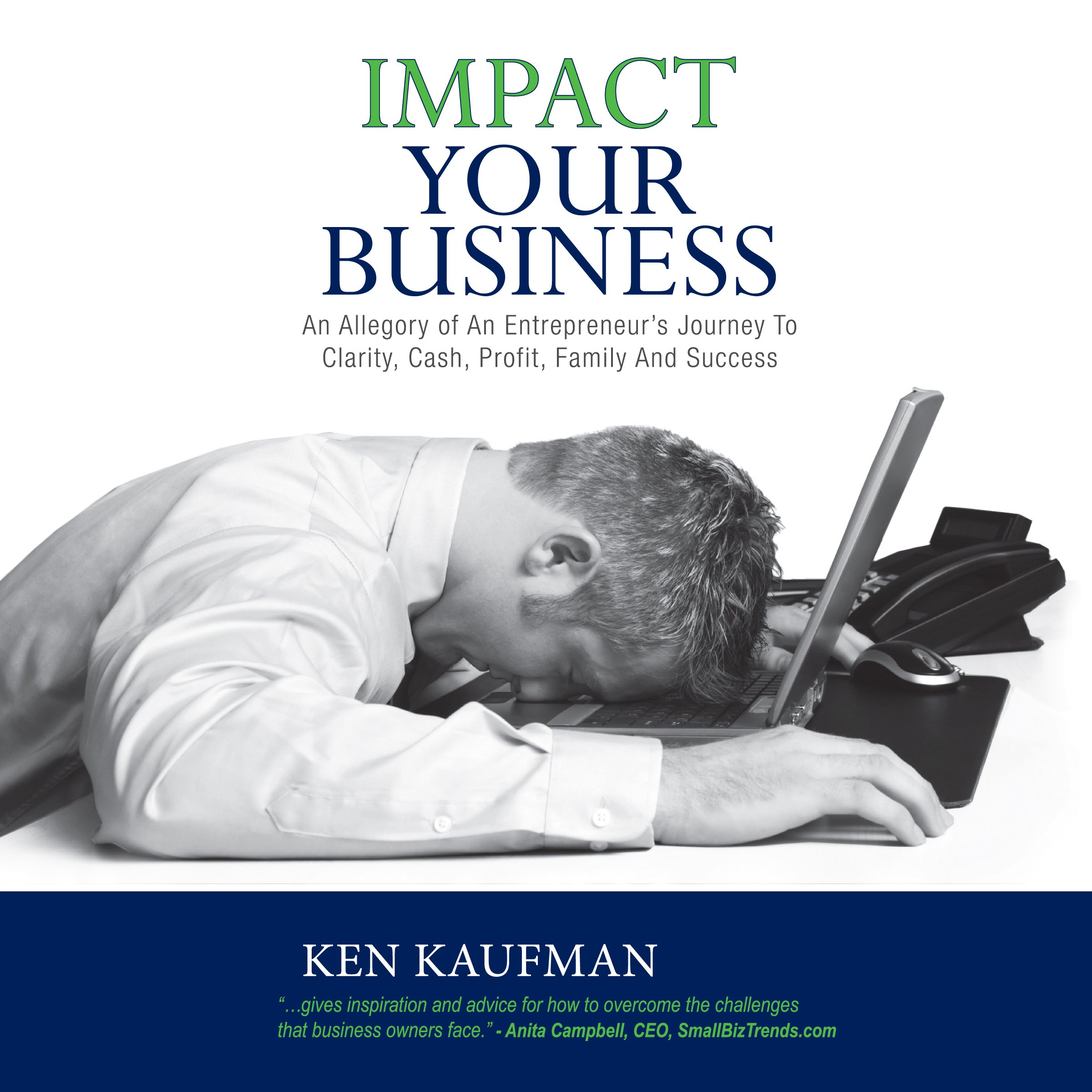 Impact Your Business: An Allegory of an Entrepreneur's Journey to Clarity, Cash, Profit, Family, and Success