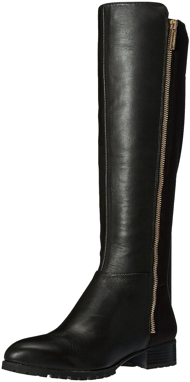 Nine West Women's Legretto Knee-High Boot B01EX1F8W6 8.5 B(M) US|Dark Brown