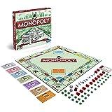 Hasbro Jeux 00009398–Monopoly Classic, famille Jeu