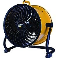 "Caterpillar 14"" High Velocity Drum Air Circulation Fan,Black,HVD-14AV"