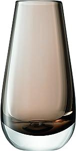 LSA International Flower Colour Bud Vase H5.5in Mocha