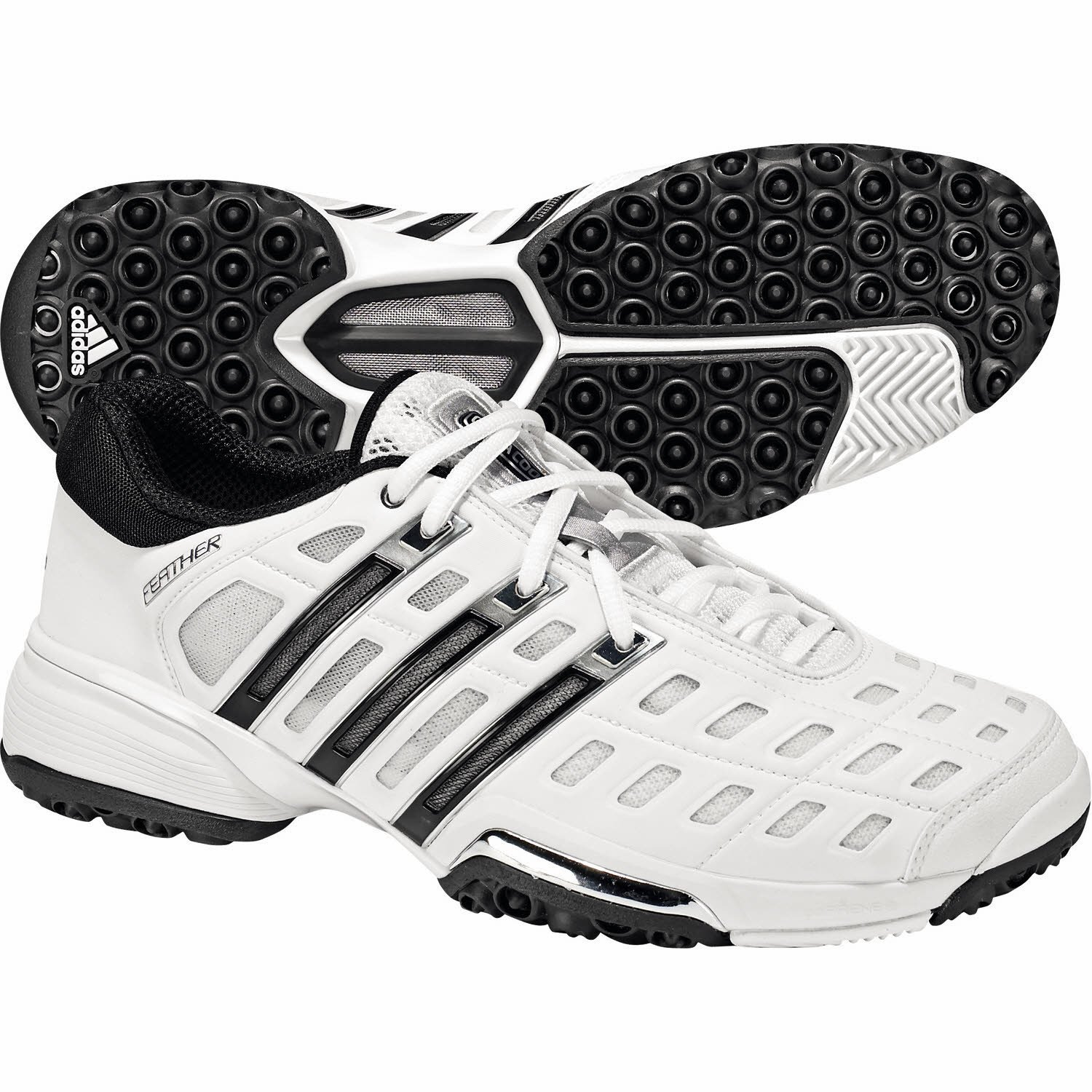 Adidas Herren-Tennisschuh CC FEATHER IV (running w