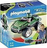 Playmobil - 5160 - Jeu de Construction - Voiture Camouflage à Emporter