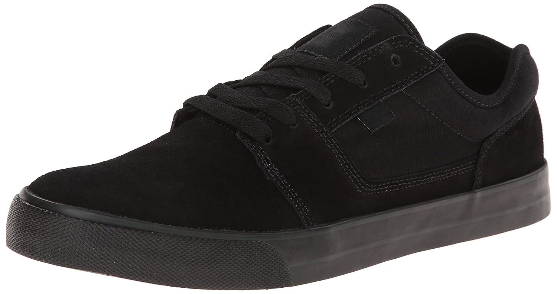 DC Men's Tonik Skate Shoe 11.5 D(M) US|Black/Black