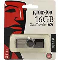 Kingston Data Traveler 101 Gen2 with urDrive - Memoria USB 2.0 16 GB Color Negro