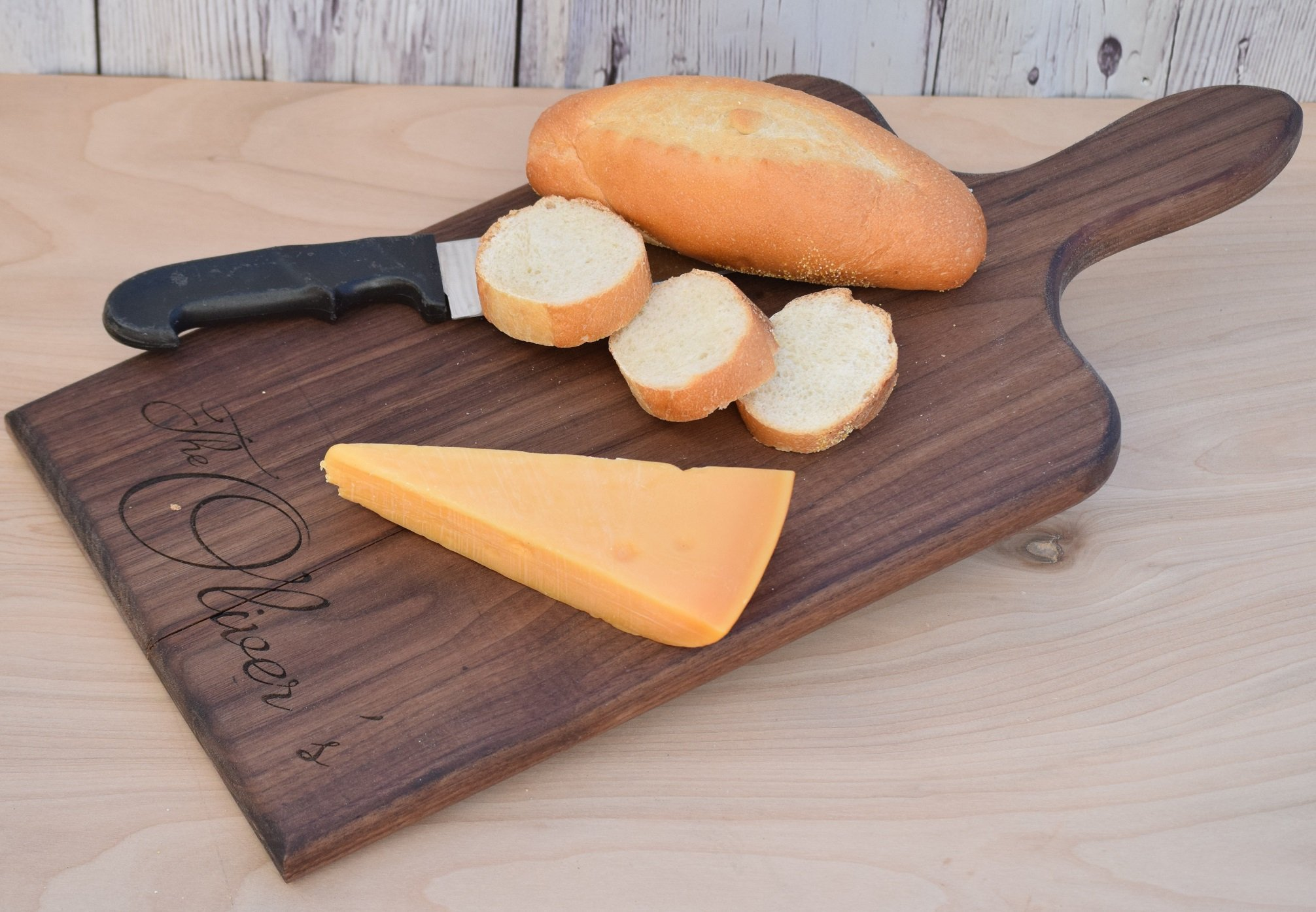 Personalized Cutting Board - Bread Board - Personalized Cheese Board - Serving Board - Custom Cutting Board - Engraved Cutting Boards