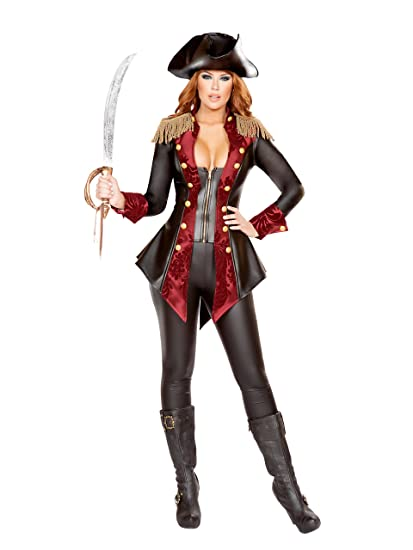Sexy pirate customes