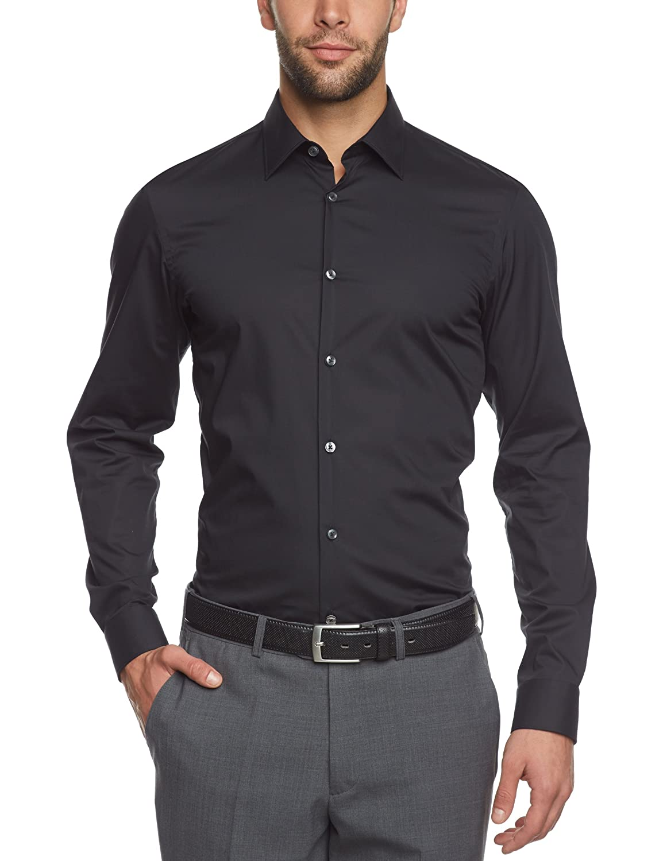 Arrow Herren Businesshemd Slim Fit 010041/39 Fifth Avenue NOS Kent modern 1/1 W98