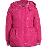 Nautica Girls Girls Heavy Weight Jacket with Removable Hood Jacket