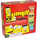 Lumpy Cubes Family Board Game - Educational Fun Stacking Toy for All Ages, Kids and Adults 6 Years and Up