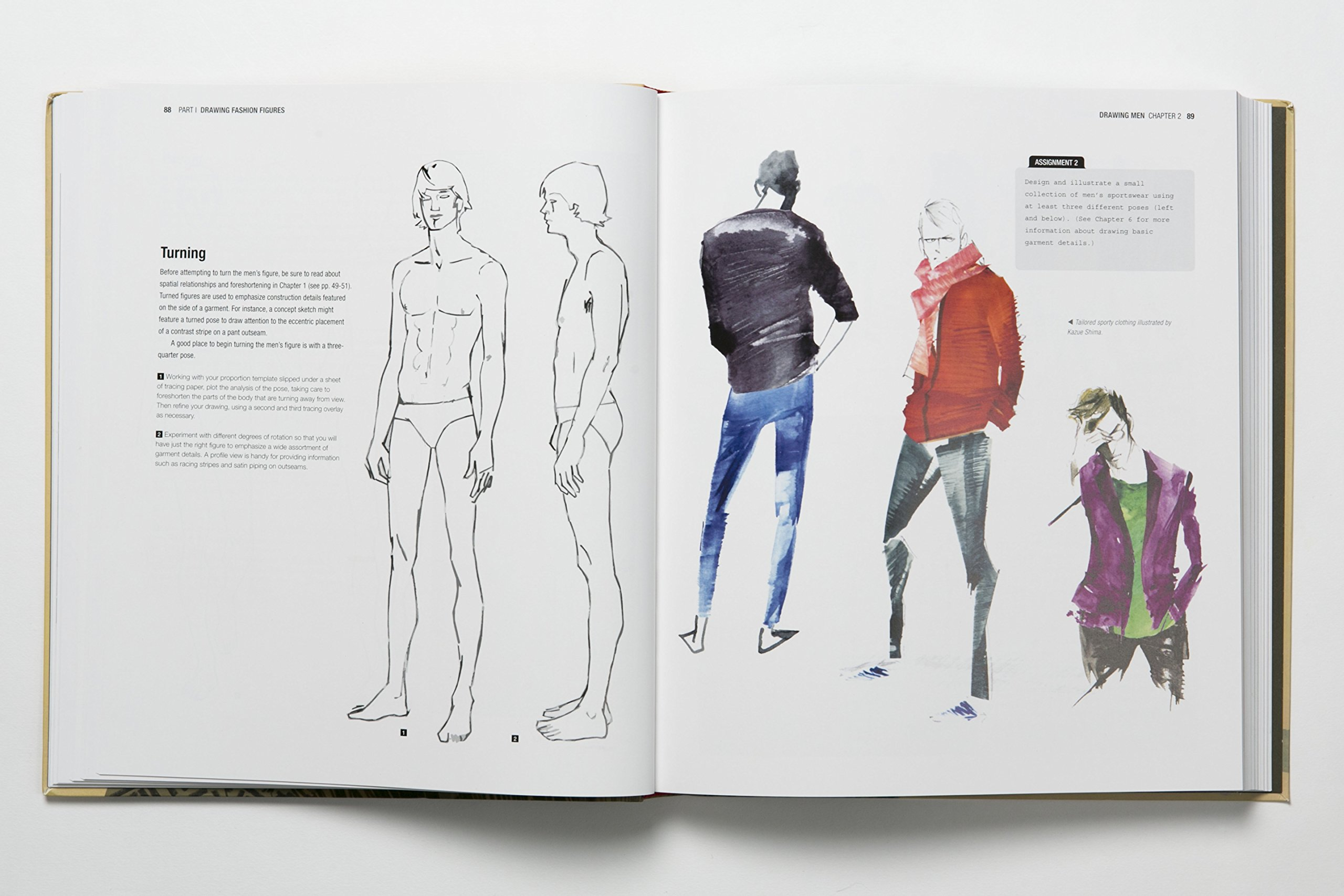 Buy Fashion Drawing Second Edition Illustration Techniques For Designers Book Online At Low Prices In India