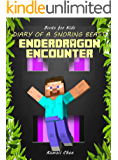 Books for Kids: Diary of a Snoring Beast: EnderDragon Encounter