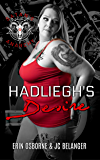 Hadliegh's Desire (Satan's Anarchy MC Book 2)