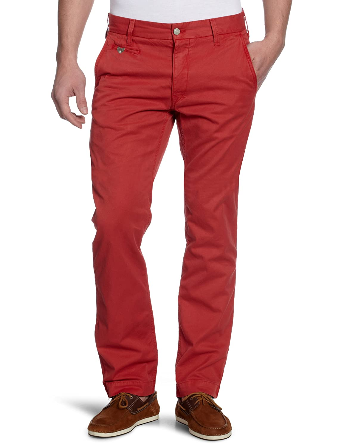 Replay Men's M9419 .000.80752T Straight Trousers