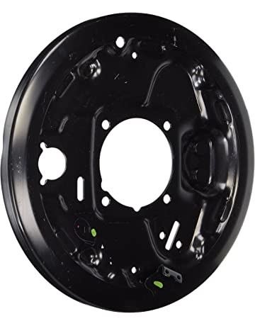 Amazon com: Drum Brake Backing Plates - Brake System: Automotive