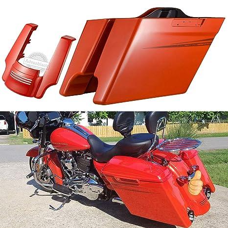 Amazon.com: Laguna - Alforjas ajustadas para Harley Davidson ...