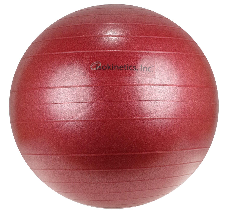 Amazon Isokinetics Inc PT Exercise Ball 55cm 65cm 75cm