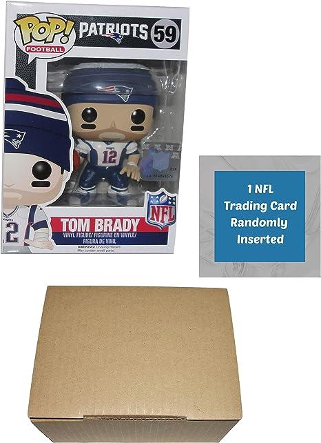 Funko Tom Brady New England Patriots Pop - Figura de Vinilo con 1 ...