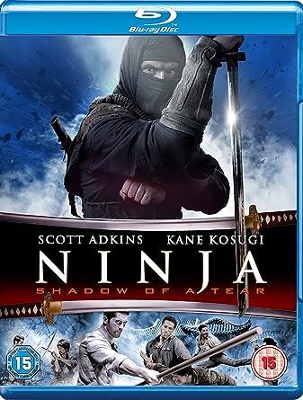 Amazon.com: Ninja: Shadow of a Tear [Blu-ray]: Cine y TV