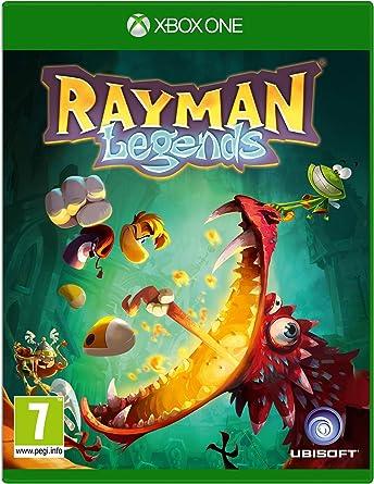Rayman Legends [Importación Francesa]: Amazon.es: Videojuegos