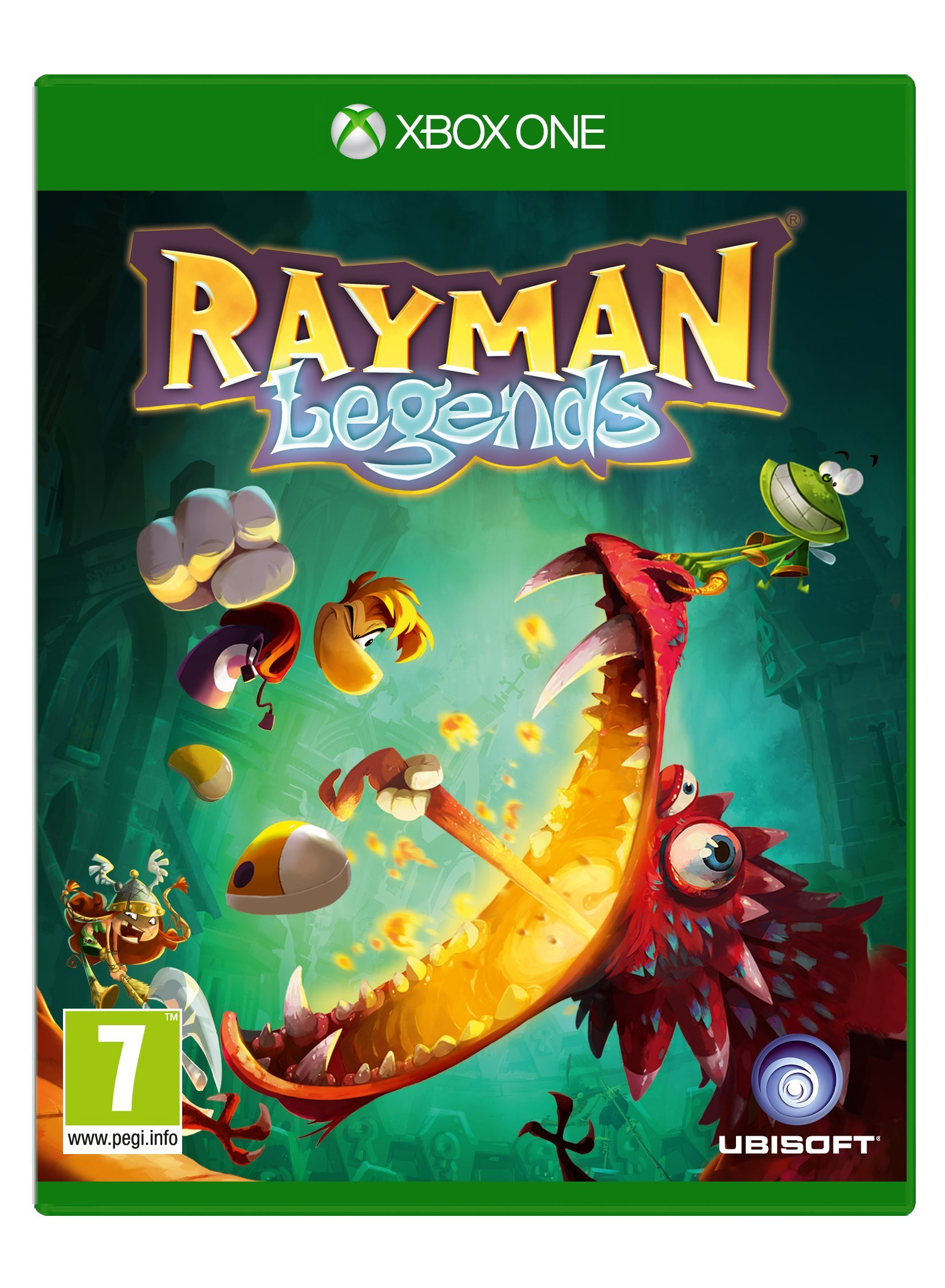 Rayman Legends (Xbox One) product image