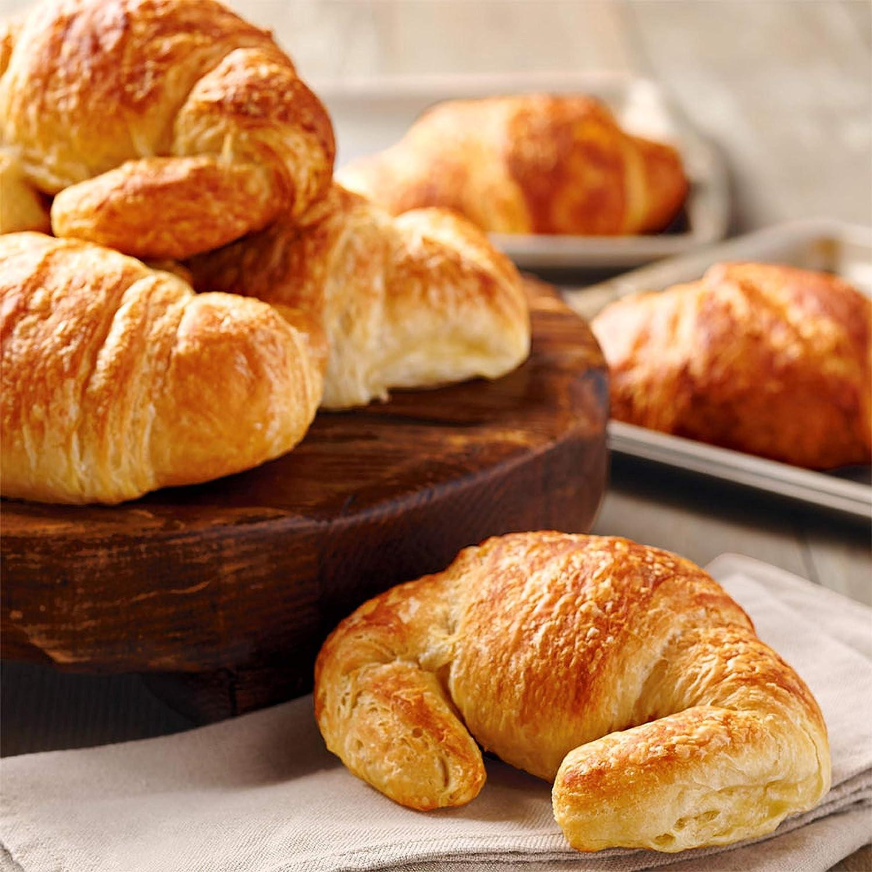 SeaBear Bake-at-Home Jumbo Croissants 18 count