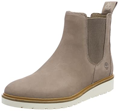 4608e08eb7fe Timberland Women s Ellis Street Chukka Boots Grey (Taupe Grey Nubuck 929) 4  UK  Buy Online at Low Prices in India - Amazon.in