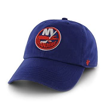 timeless design 1df15 4f794 NHL New York Islanders  47 Brand Franchise Fitted Hat, Royal, Small
