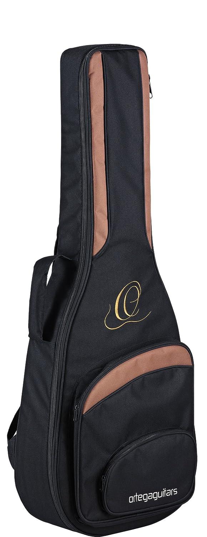 Ortega ONB44 - Custodia per chitarra da concerto 4/4, colore nero