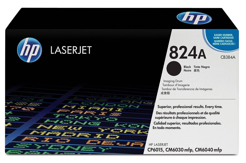 HP CB384A Tamburo, Nero Cartucce Inchiostroperstampanti Toner