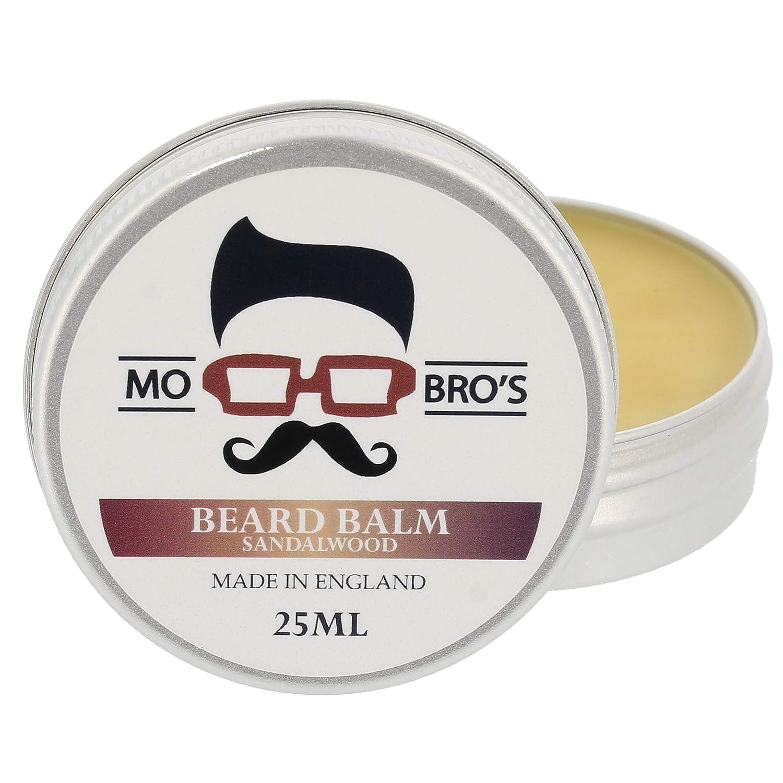 Mo Bro's - Beard Balm 25ml Tin Made in England (Summer Spice) Mo Bro' s Grooming Co.