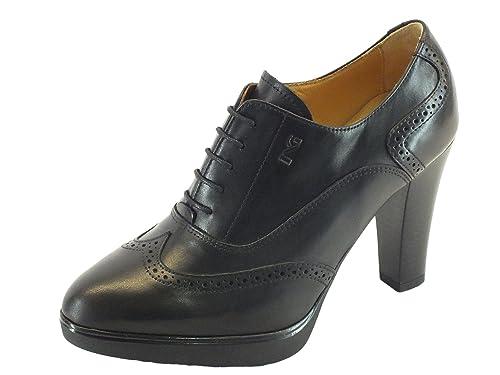 531f8fd32e2 Nero Giardini Women s A719122 Caracas Nero Desert Boots Black Size ...