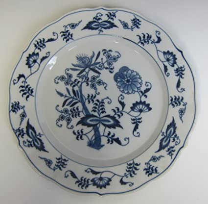 Blue Danube China BLUE ONION-BANNER MARK Salad Plate(s) EXCELLENT & Amazon.com | Blue Danube China BLUE ONION-BANNER MARK Salad Plate(s ...
