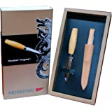 Morakniv Original 1 Handmade Knife with Leather Sheath and Gift Box