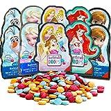 Disney Princess Frozen Color Bath Drops for Kids Super Set for Girls Kids -- 80 Bath Tablets (10 Individually Wrapped Packs)