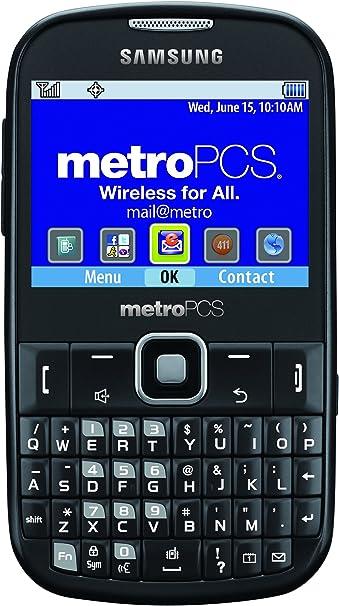 Amazon Com Samsung Freeform Iii Prepaid Phone Metropcs