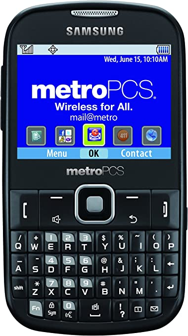 Amazon Com Samsung Freeform Iii Prepaid Phone Metropcs