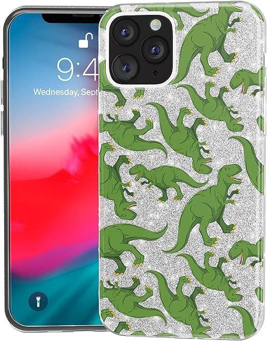 Dinosaur iPhone XS Case iPhone X Case iPhone 7 Plus case iPhone 8 Plus Case iPhone 8 case Clear Case iPhone 7 Case Rubber Samsung S10 Case