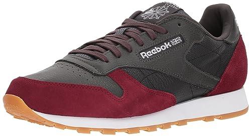 Reebok Cl Leather Gi, Zapatillas de Deporte para Hombre