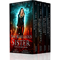 Unstoppable Liv Beaufont Boxed Set One: The Rebellious Sister, The Uncooperative Warrior, The Defiant Magician, The Triumphant Daughter (English Edition)