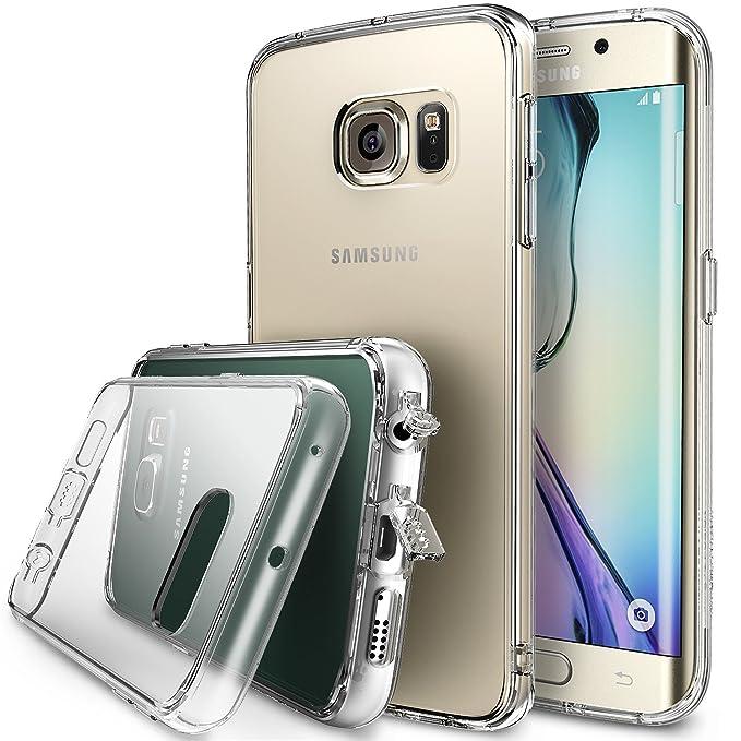 150 opinioni per Galaxy S6EDGE Custodia–Ringke FUSION * * * Tutti i nuovi coperchio