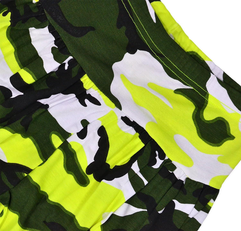 Casual JollyRascals Girls Harem Pants Neon Colors Dance Pants Viscose Camouflage Alibaba Bottoms Ahe 2-13 Years Machine Washable