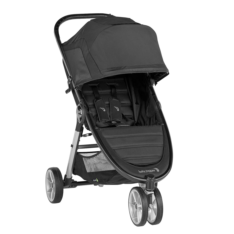 Baby Jogger City Mini 2 Stroller – 2019 Compact, Lightweight Stroller Quick Fold Baby Stroller, Jet
