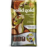 Solid Gold Sensitive Stomach Dry Cat Food; Winged Tiger Grain Free, Real Quail & Pumpkin